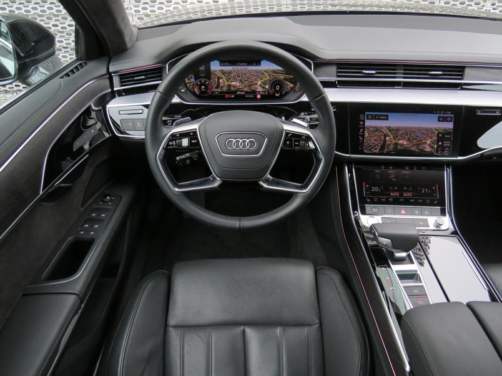 Audi A8 Dsl 50 TDi Quattro Tiptronic (EU6.2) 4/17