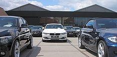 BMW Garage Breda