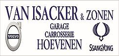 Garage Carrosserie Van Isacker & zonen