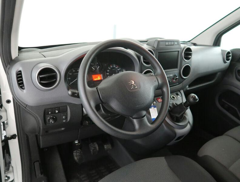 Peugeot Partner 1.6 HDi L1H1 Pack GPS 120 8/16