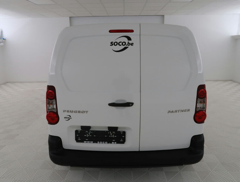 Peugeot Partner 1.6 HDi L1H1 Pack GPS 120 5/16