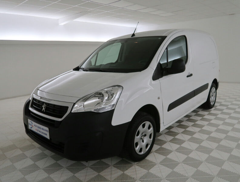 Peugeot Partner 1.6 HDi L1H1 Pack GPS 120 1/16