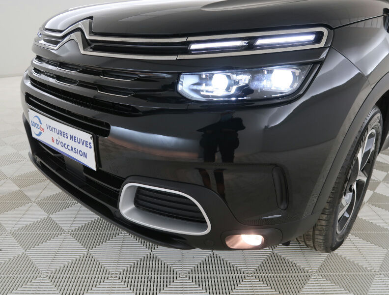 Citroen C5 Aircross 1.2 Puretech 130cv Feel NAVI / CAMERA / JA 18