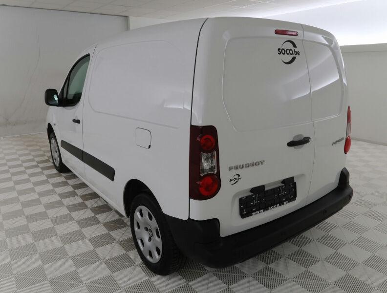 Peugeot Partner 1.6 HDi L1H1 Pack GPS 120 2/16