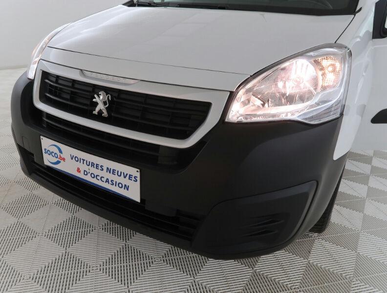Peugeot Partner 1.6 HDi L1H1 Pack GPS 120 14/16
