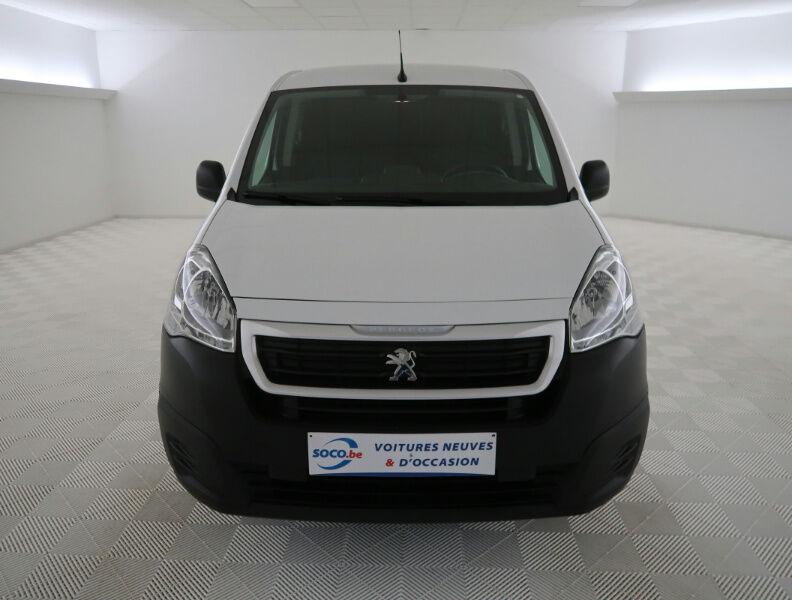 Peugeot Partner 1.6 HDi L1H1 Pack GPS 120 4/16