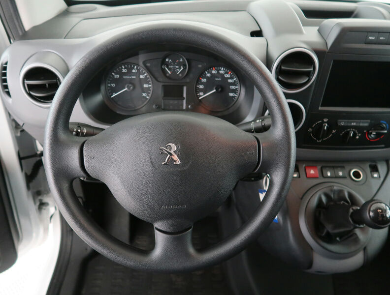 Peugeot Partner 1.6 HDi L1H1 Pack GPS 120 9/16