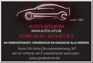 Auto's Gits bvba