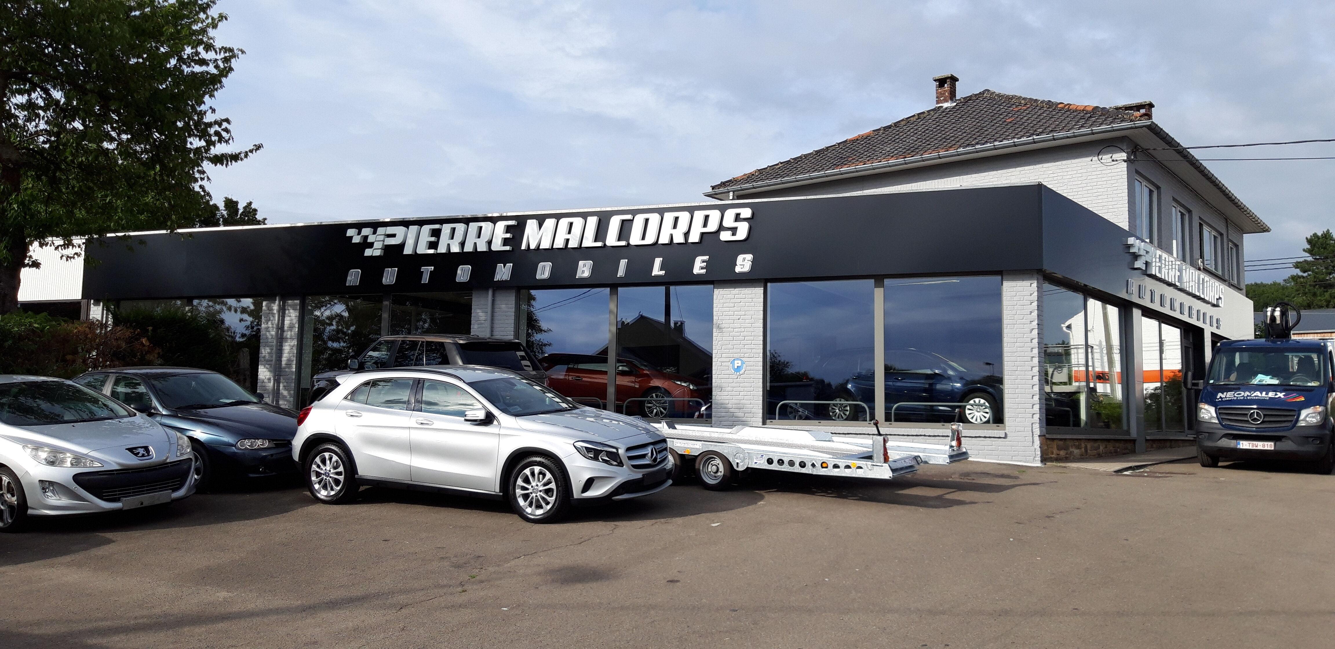 Pierre Malcorps Automobiles