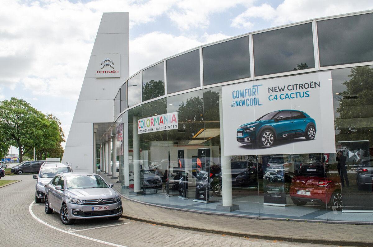Citroen PSA Retail Mechelen