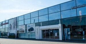 Citroën PSA Retail Antwerpen