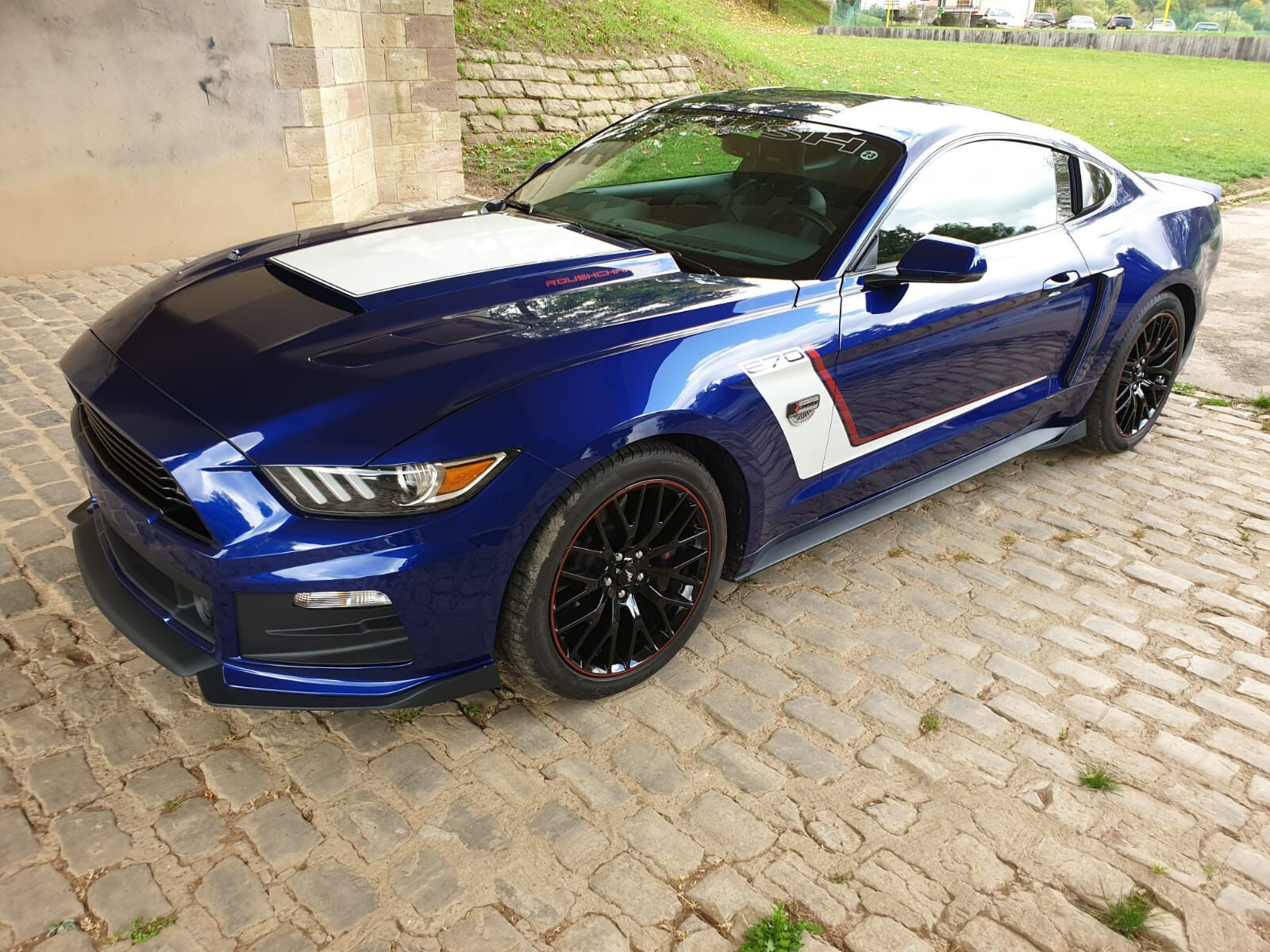 Ford Mustang 5.0 S/C Roush Warrior