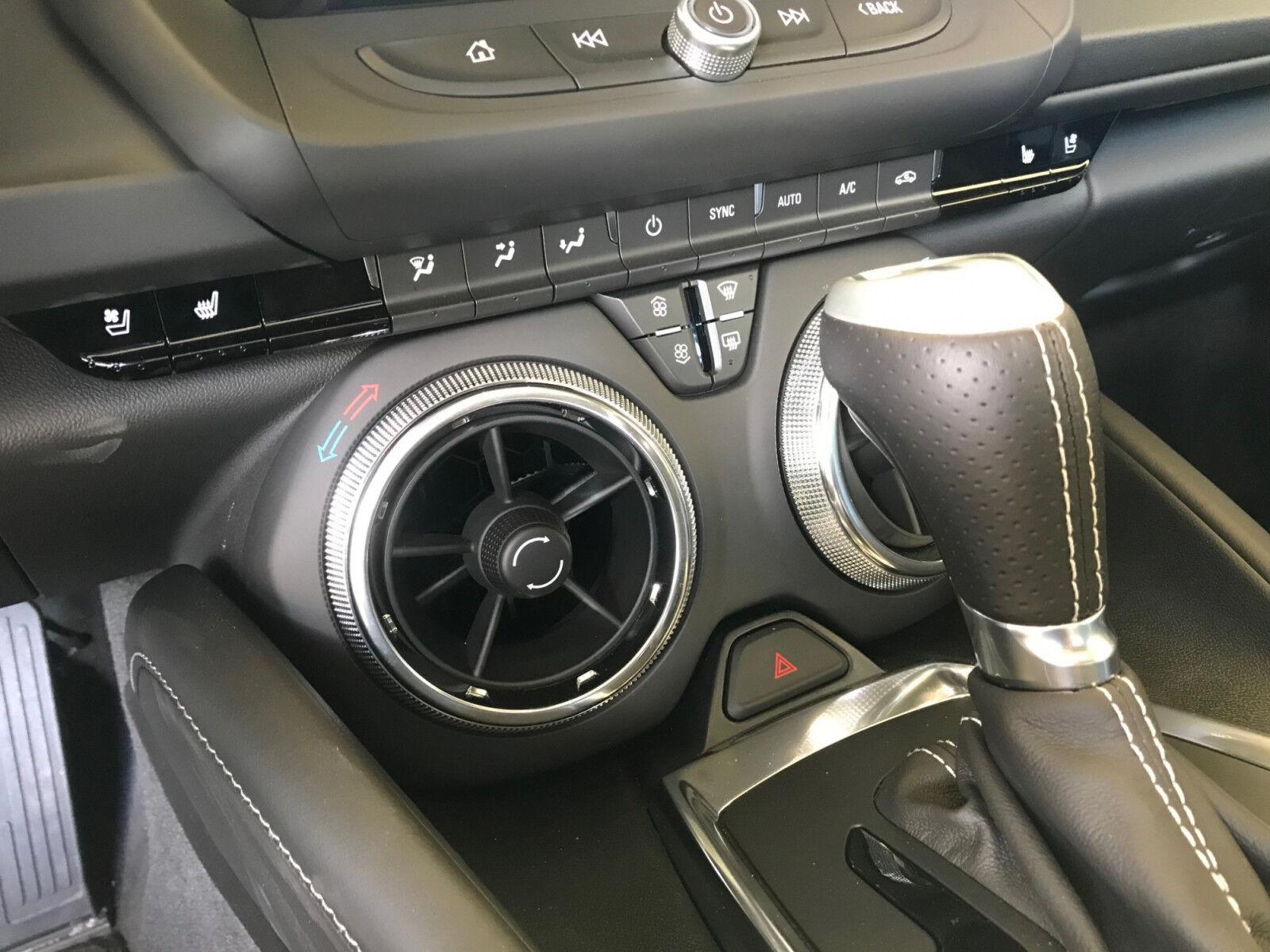 Chevrolet Camaro 2 SS BLANCHE BOITE AUTO 10 VITESSES