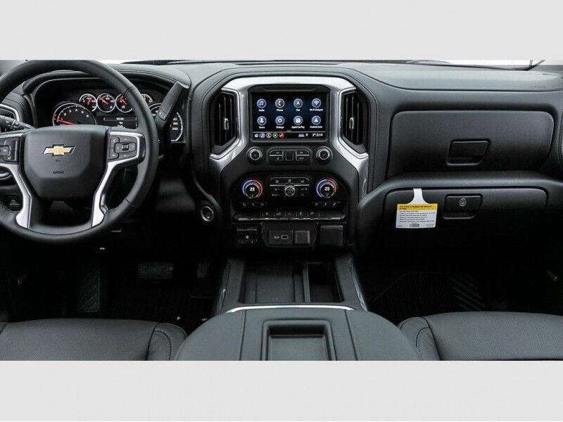 Chevrolet Silverado 5.3 V8 LTZ 4WD Auto.