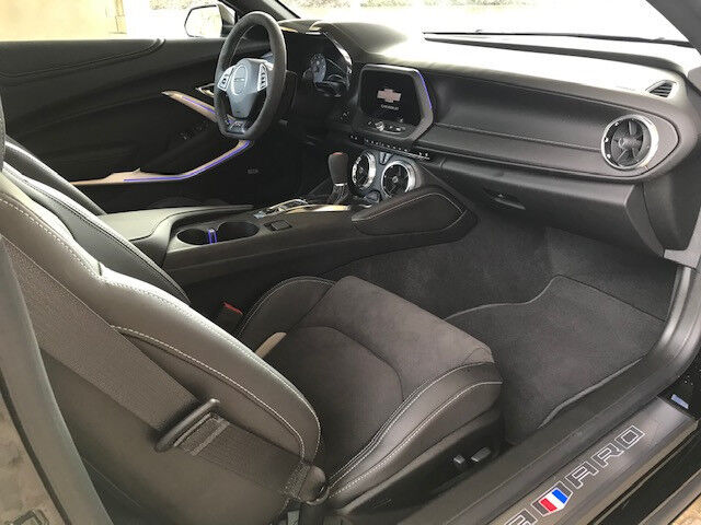 Chevrolet Camaro 1 LE 2 SS Handschaltung, boite manuelle