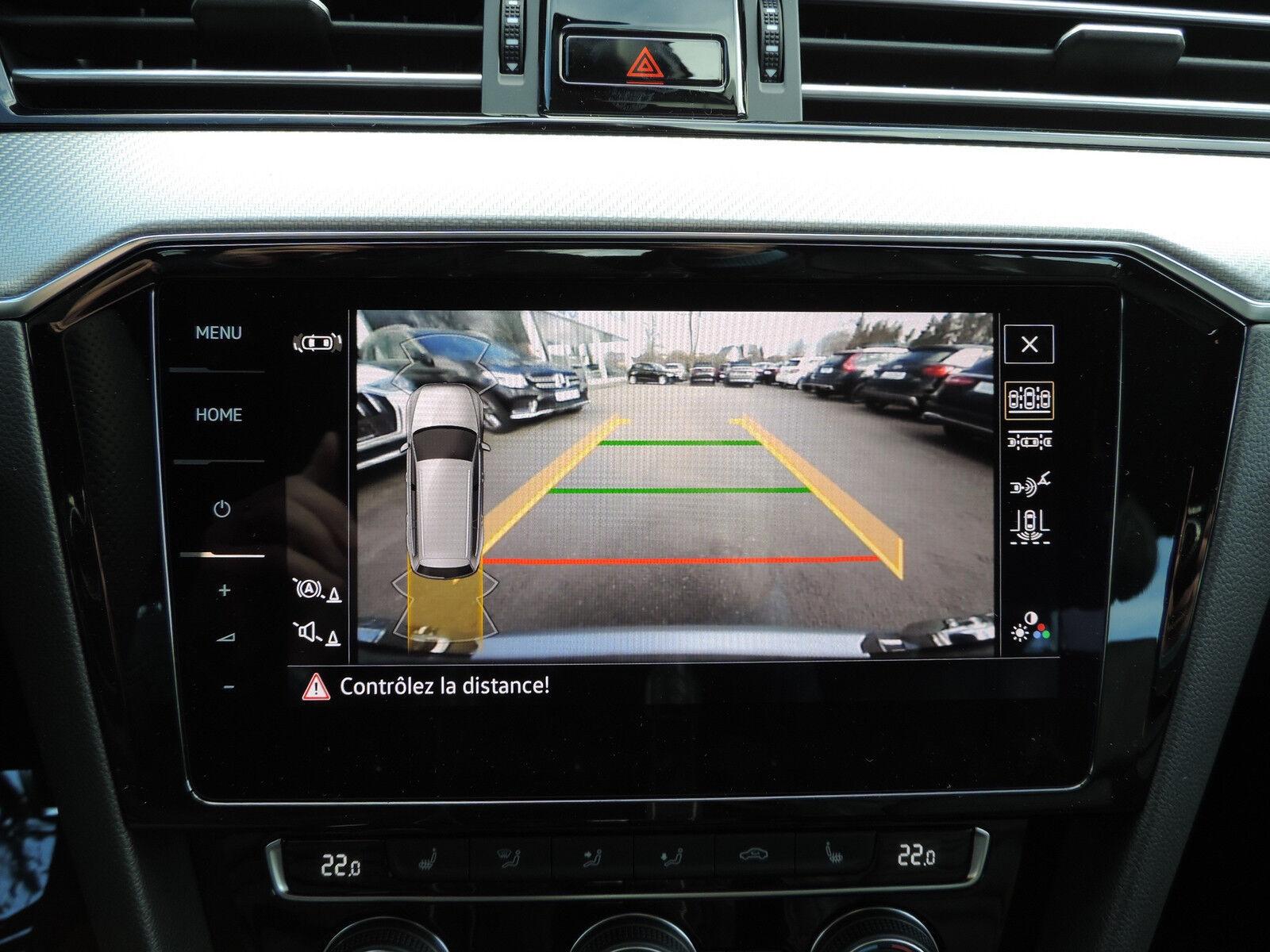 Volkswagen Passat Variant 2.0 TSI R-Line DSG CUIR GPS ACC LANE NEUVE 11/15