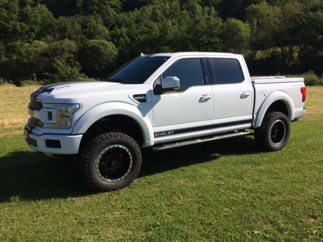 Ford F 150 Shelby 5.0 Supersnake 4x4 Auto.