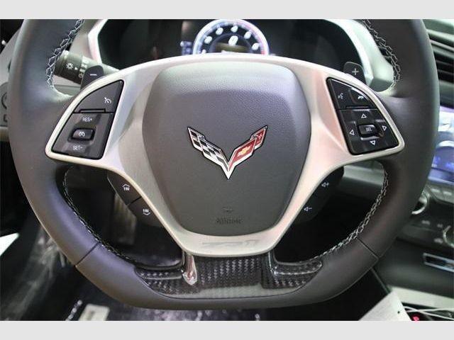Chevrolet Corvette C7 6.2 ZR1 Auto.