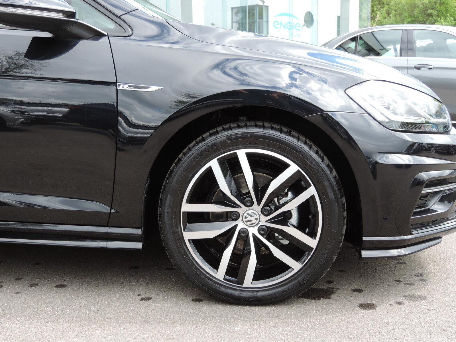 Volkswagen Golf 1.6 TDI R-LINE CLIMA REGUL ACC GPS LED NEUVE 5/15