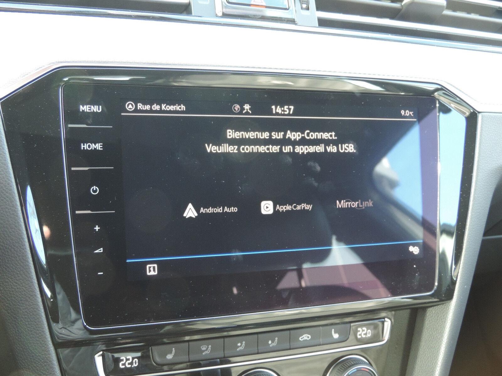 Volkswagen Passat Variant 2.0 TSI R-Line DSG CUIR GPS ACC LANE NEUVE 12/15