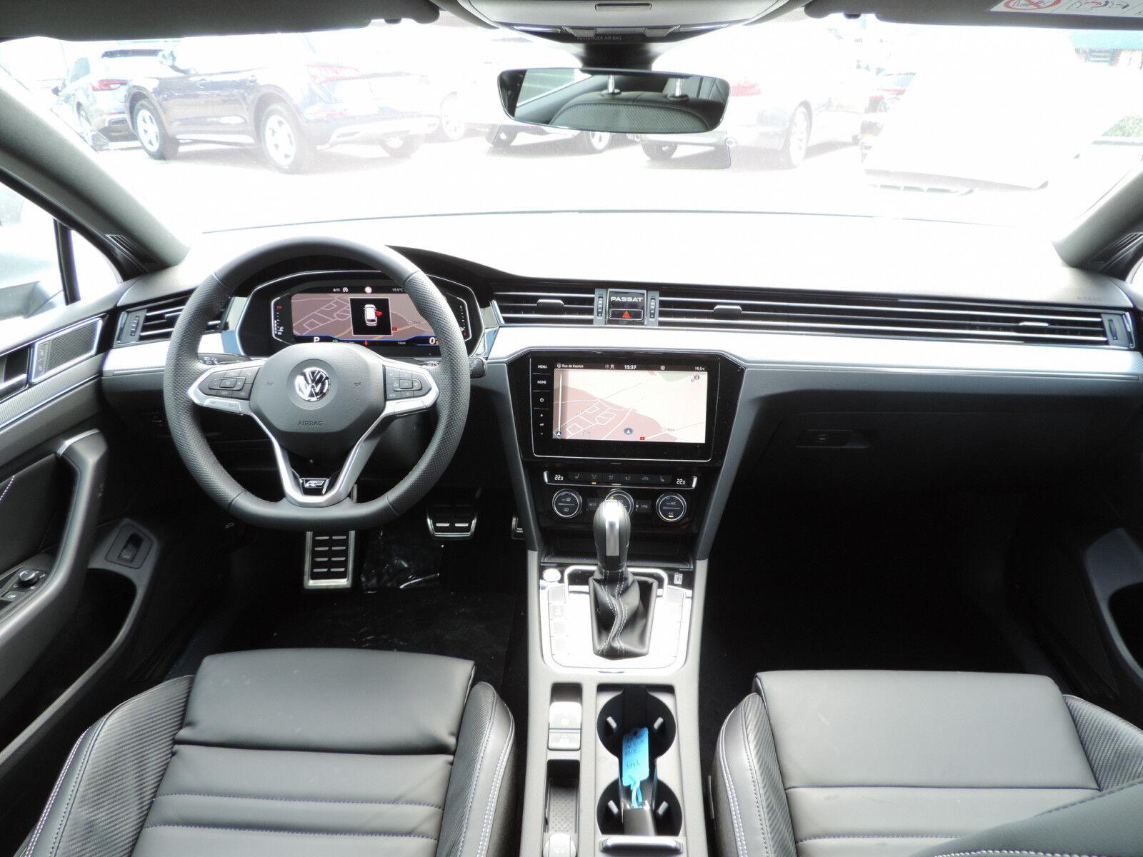 Volkswagen Passat Variant 2.0 TSI R-Line DSG CUIR GPS ACC LANE NEUVE 8/15