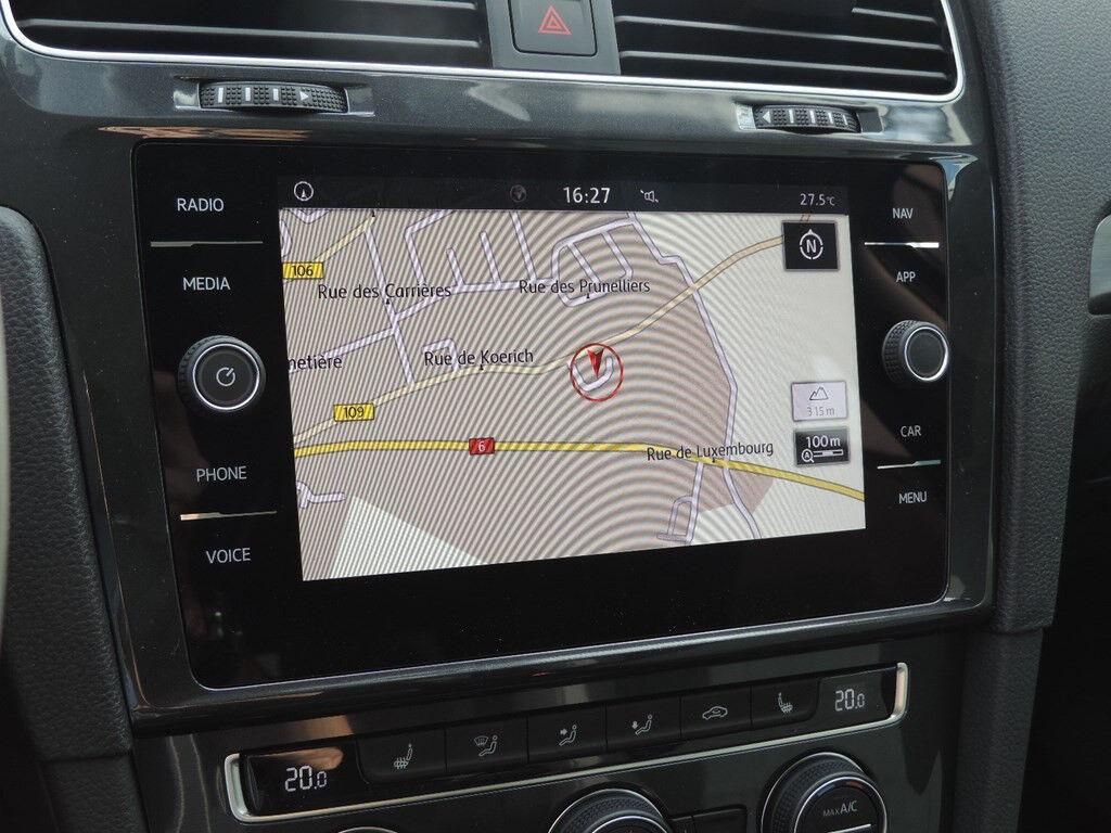 Volkswagen Golf 1.6 TDI R-LINE CLIMA REGUL ACC GPS LED NEUVE 10/15