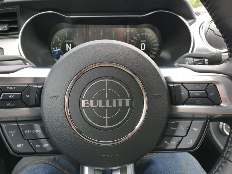 Ford Mustang 5.0 Bullit