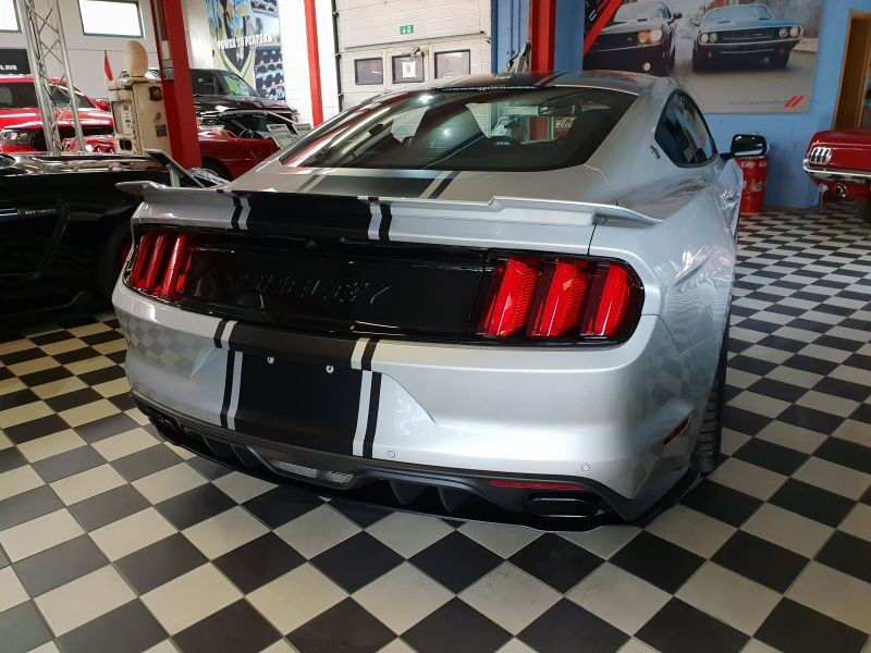 Ford Mustang Shelby Super Snake