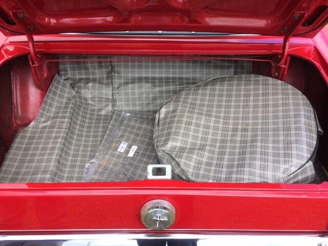 Ford Mustang Cabriolet 4.7 V8