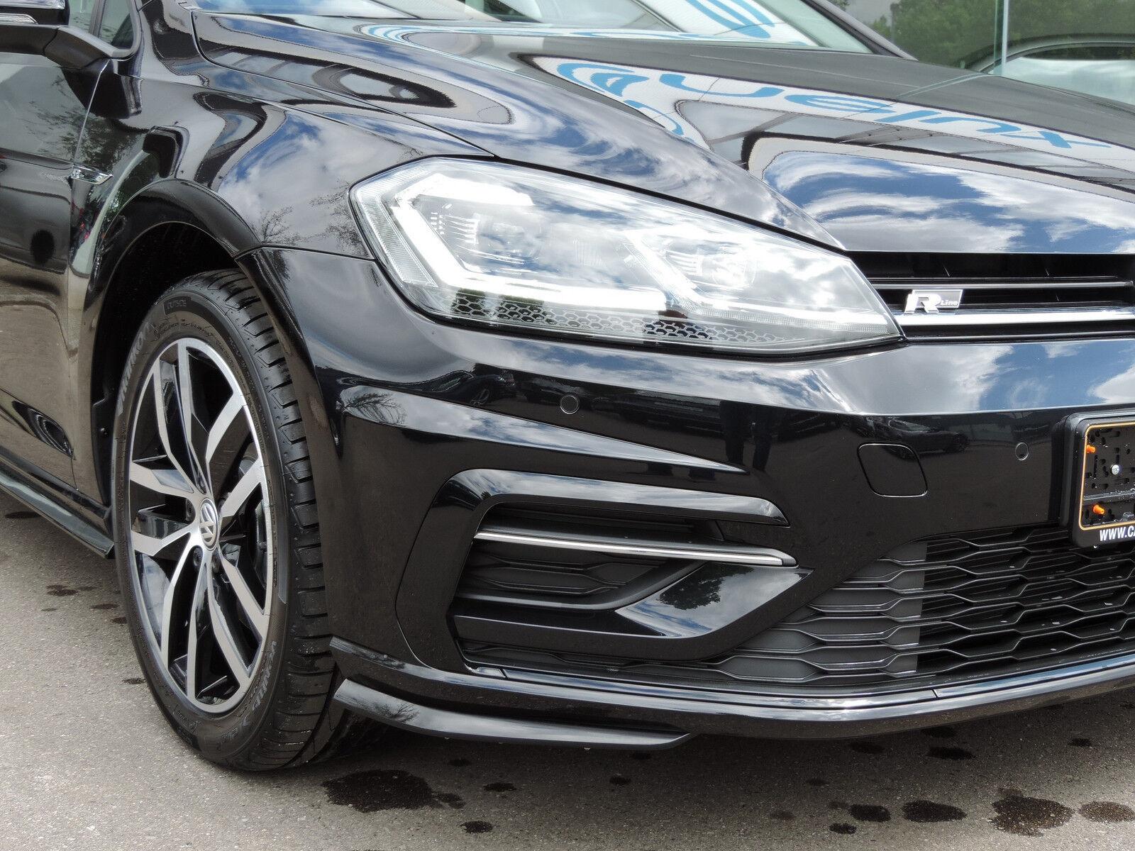 Volkswagen Golf 1.6 TDI R-LINE CLIMA REGUL ACC GPS LED NEUVE 4/15
