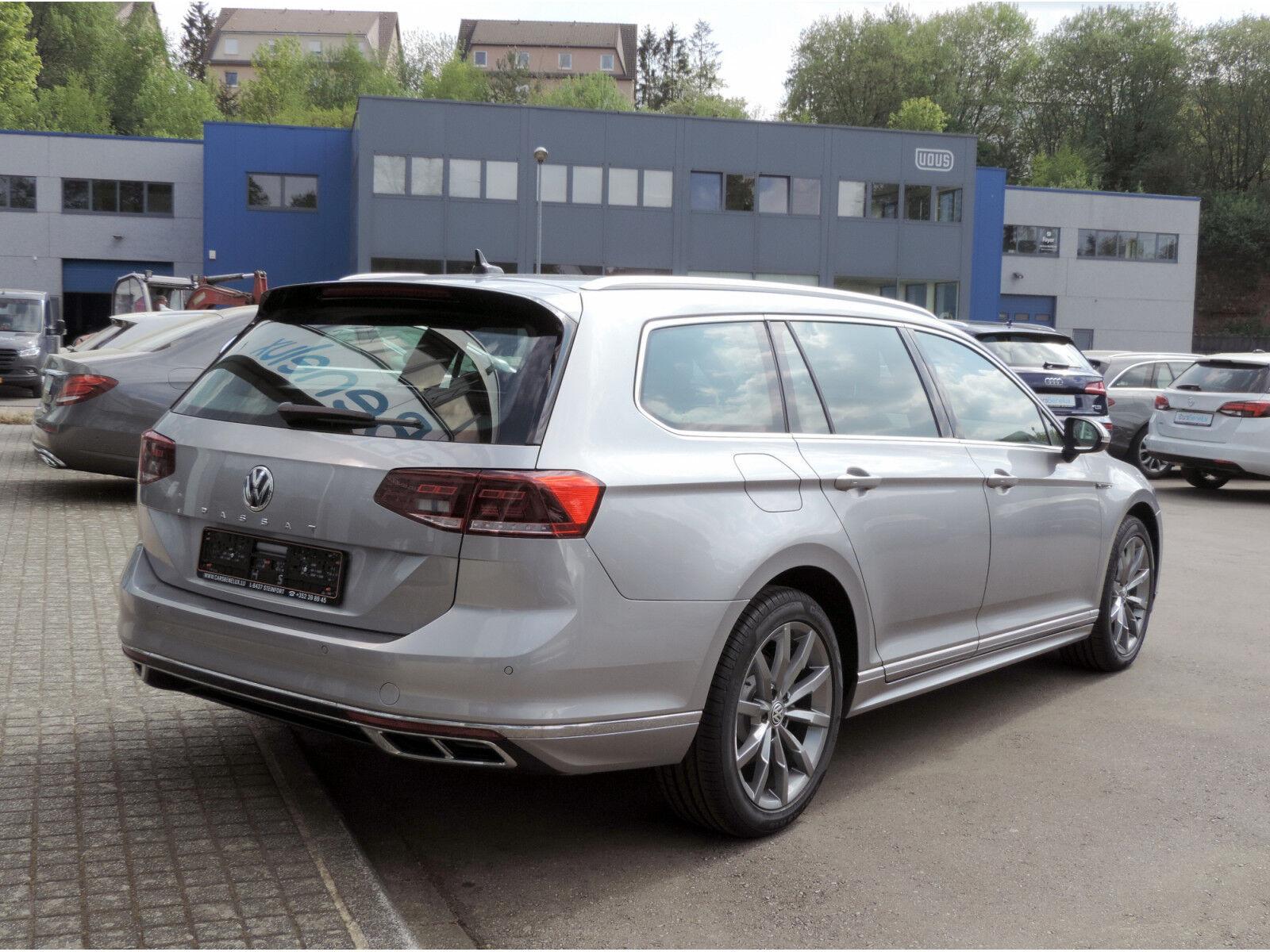 Volkswagen Passat Variant 2.0 TSI R-Line DSG CUIR GPS ACC LANE NEUVE 3/15