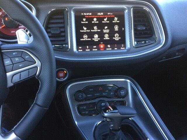 Dodge Challenger 6.2 SRT Hellcat Auto.