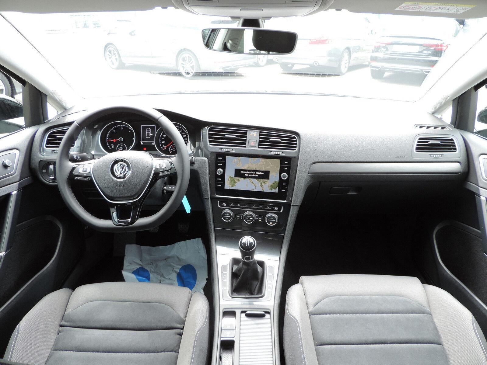 Volkswagen Golf 1.6 TDI R-LINE CLIMA REGUL ACC GPS LED NEUVE 9/15