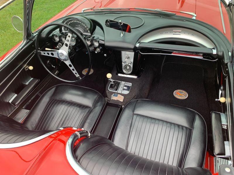 Chevrolet Corvette C1 Cabriolet 5.4 V8
