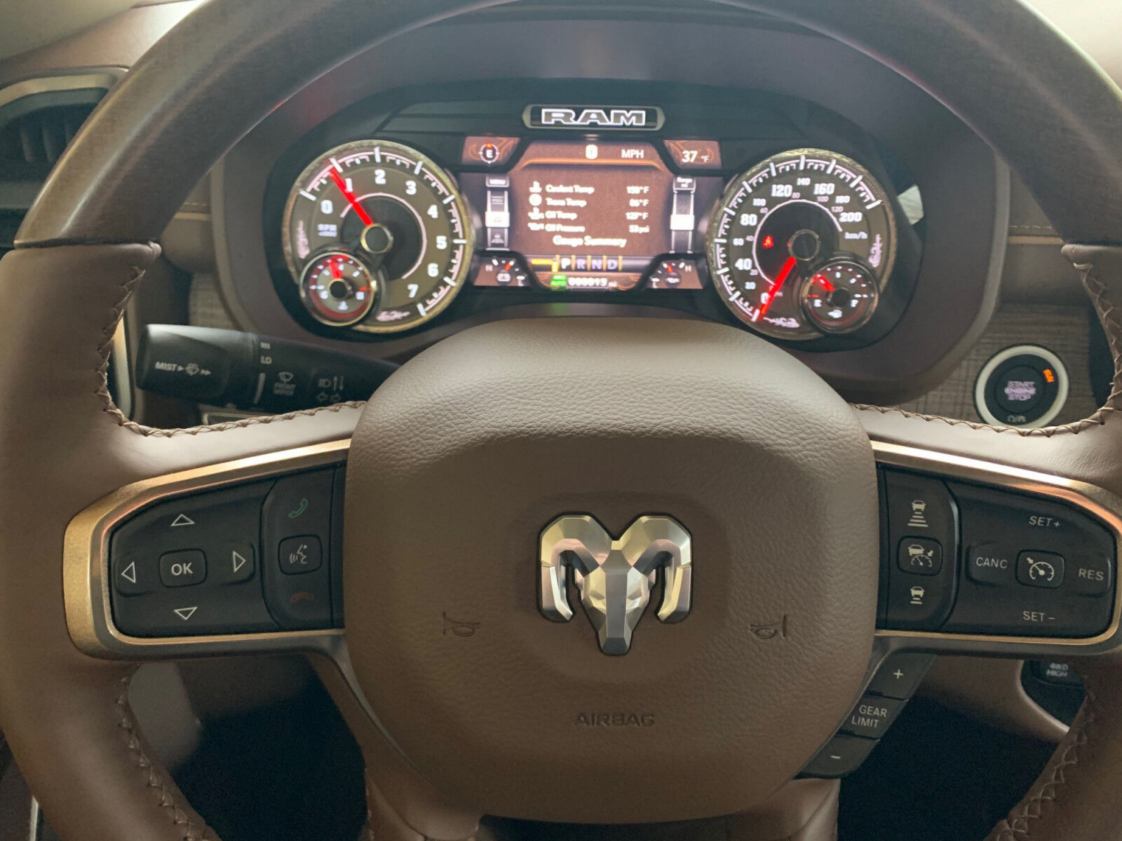 Dodge RAM 1500 Longhorn Crew Cab