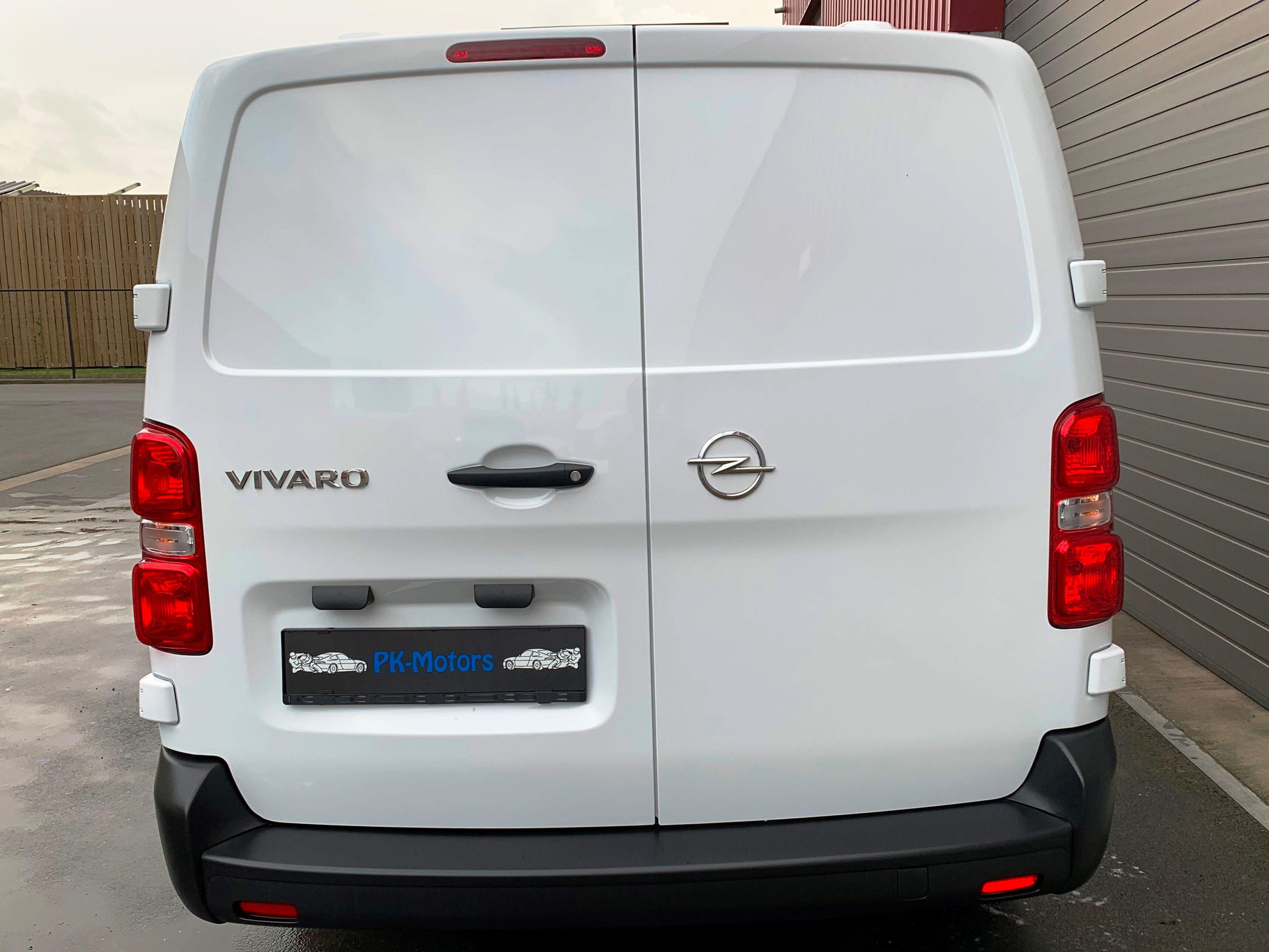 Opel Vivaro 2.0D 122PK Edition L3H1 NIEUW in stock 35% korting 6/29