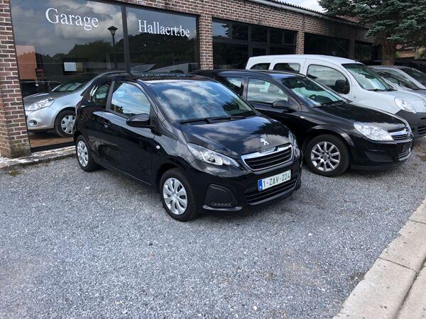 Peugeot 108 3jaar garantie
