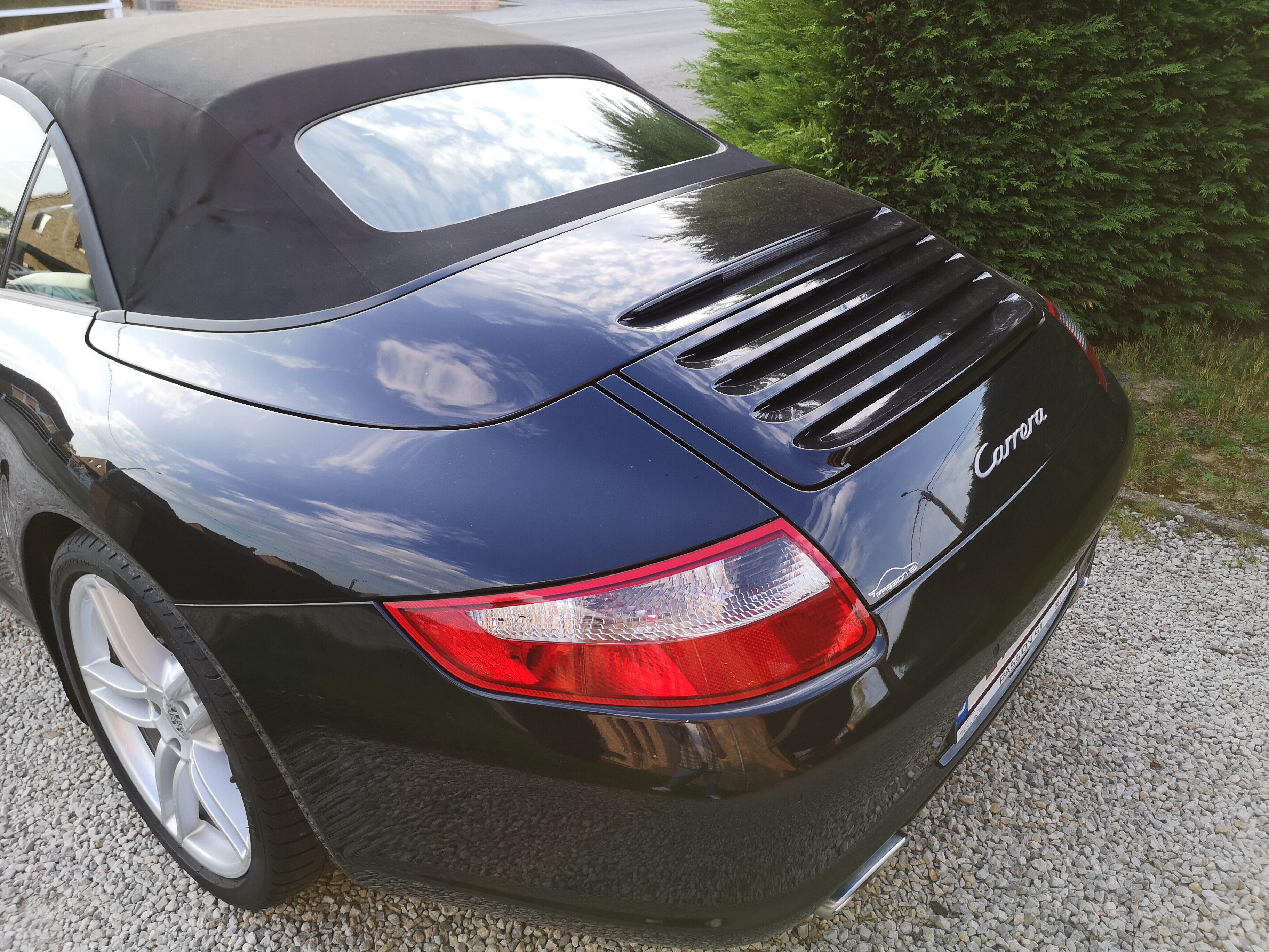Porsche 911 CARRERA 2 CABRIOLET - 2008 9/15