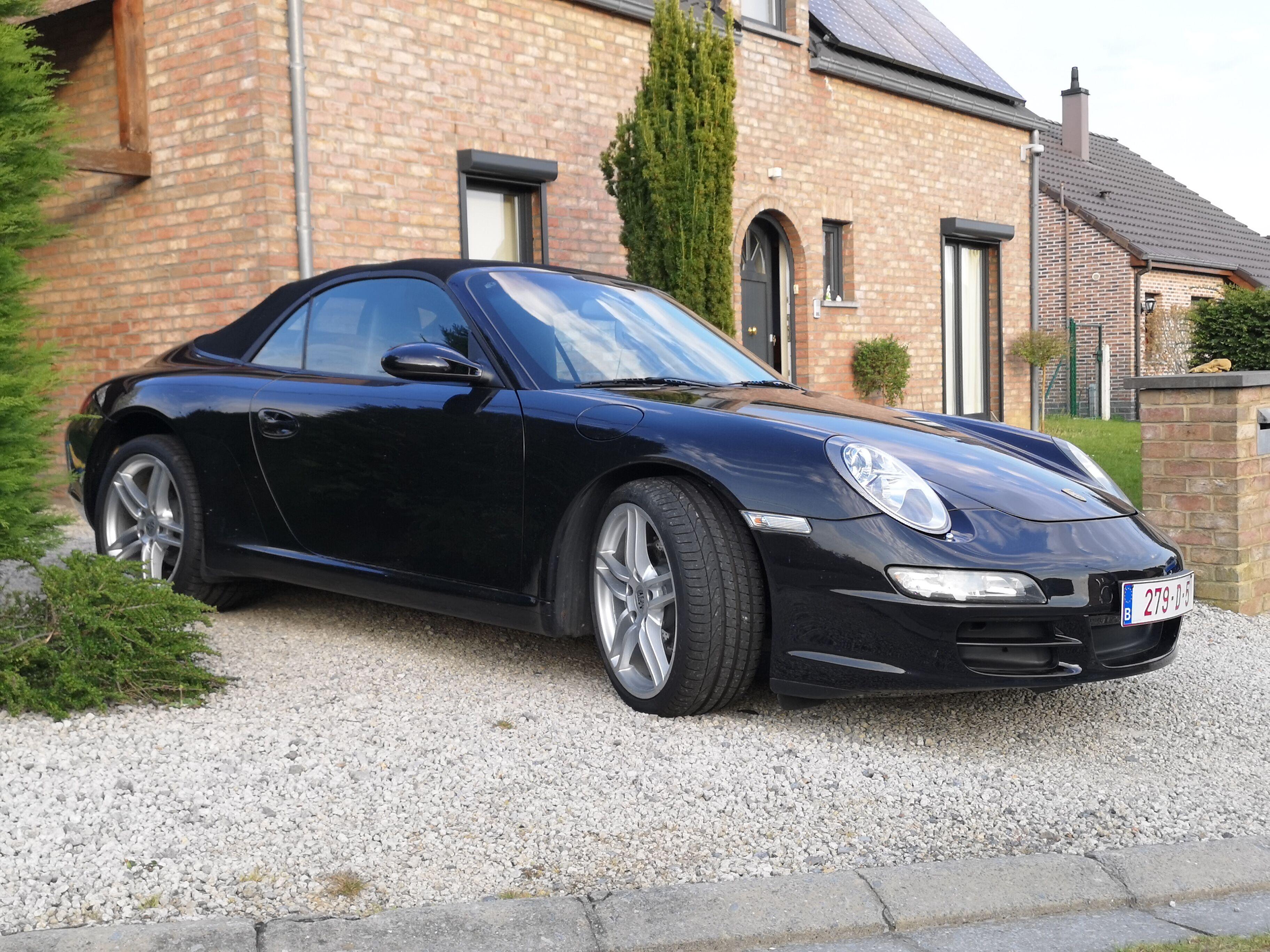 Porsche 911 CARRERA 2 CABRIOLET - 2008 4/15
