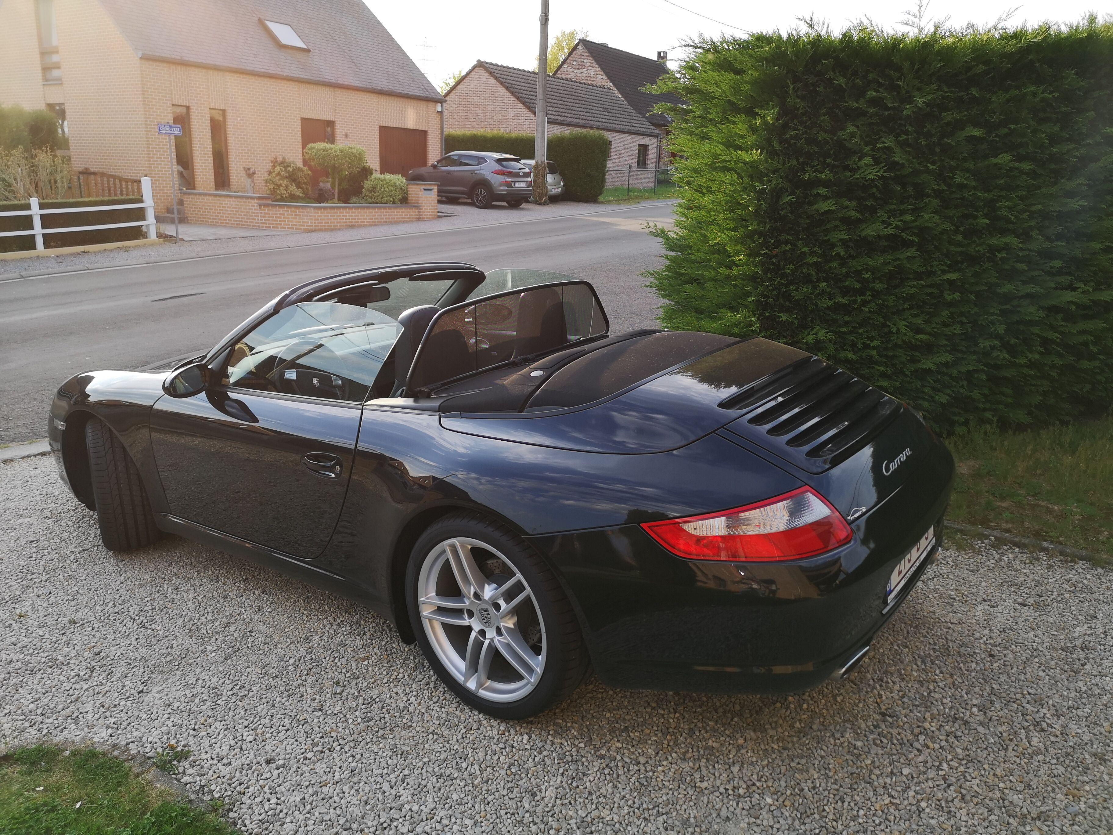 Porsche 911 CARRERA 2 CABRIOLET - 2008 8/15