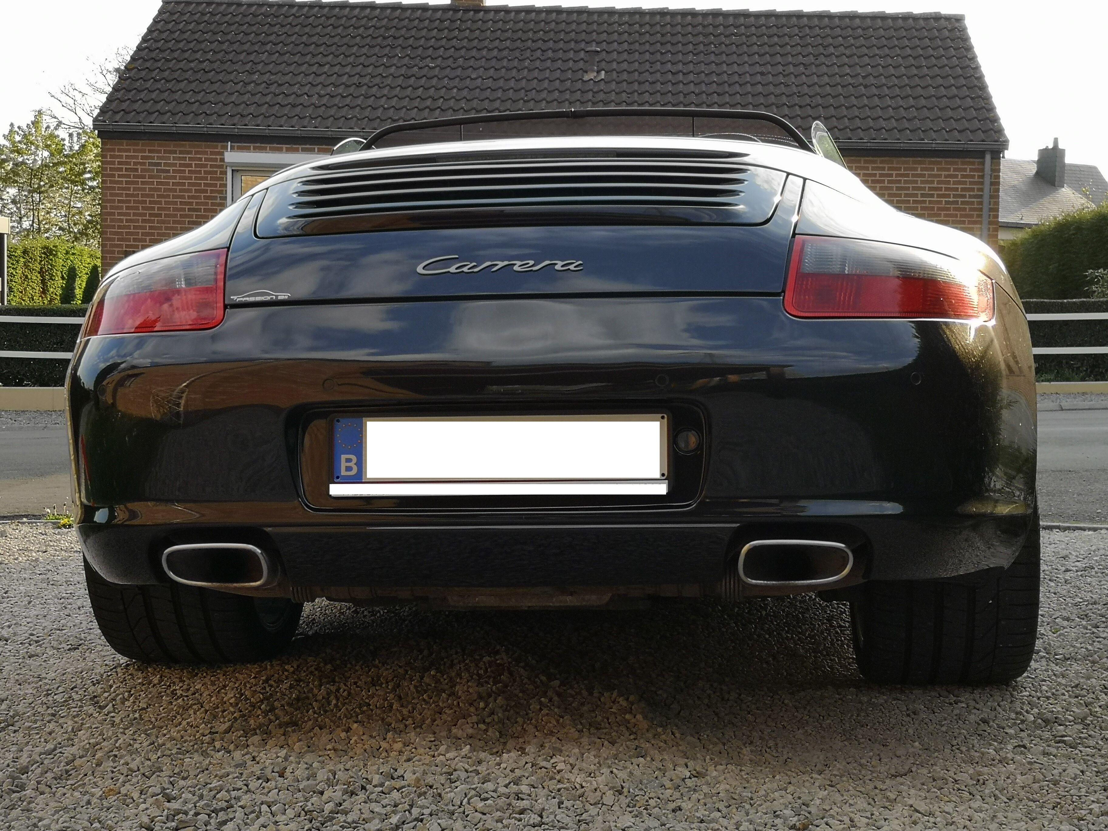 Porsche 911 CARRERA 2 CABRIOLET - 2008 6/15
