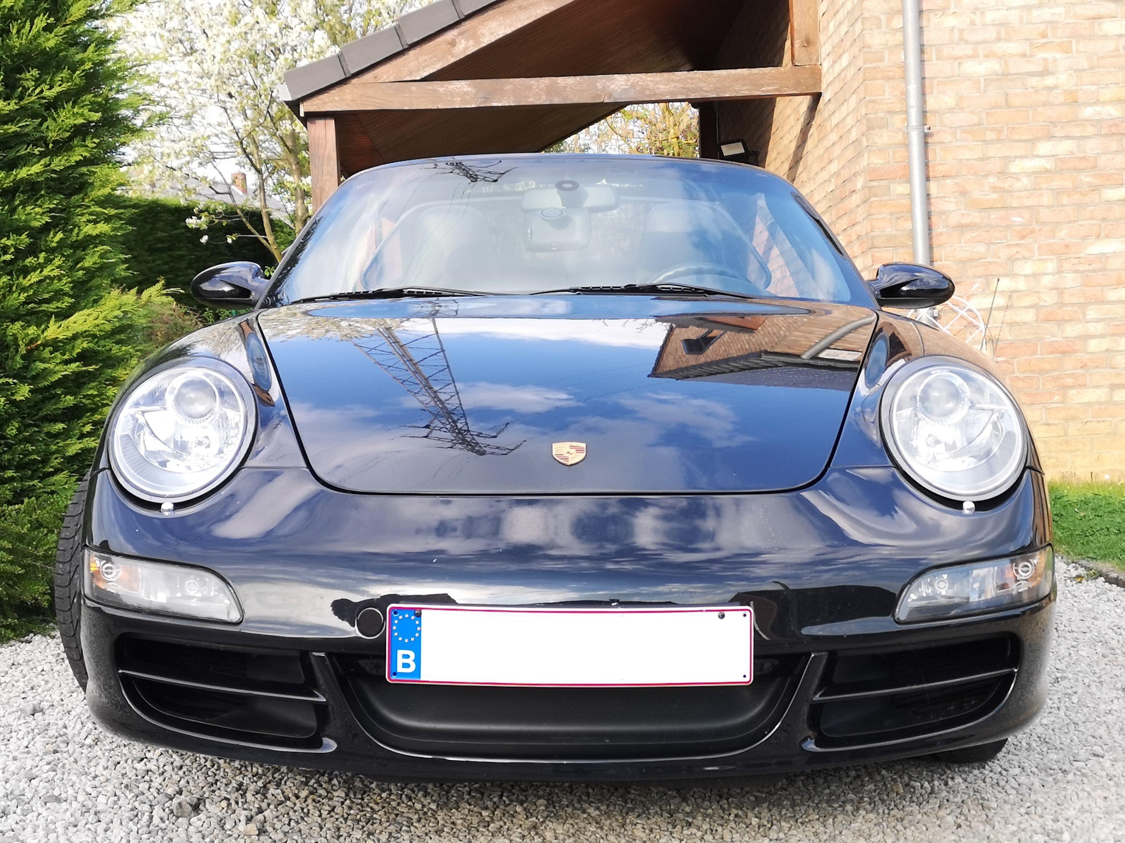 Porsche 911 CARRERA 2 CABRIOLET - 2008 5/15