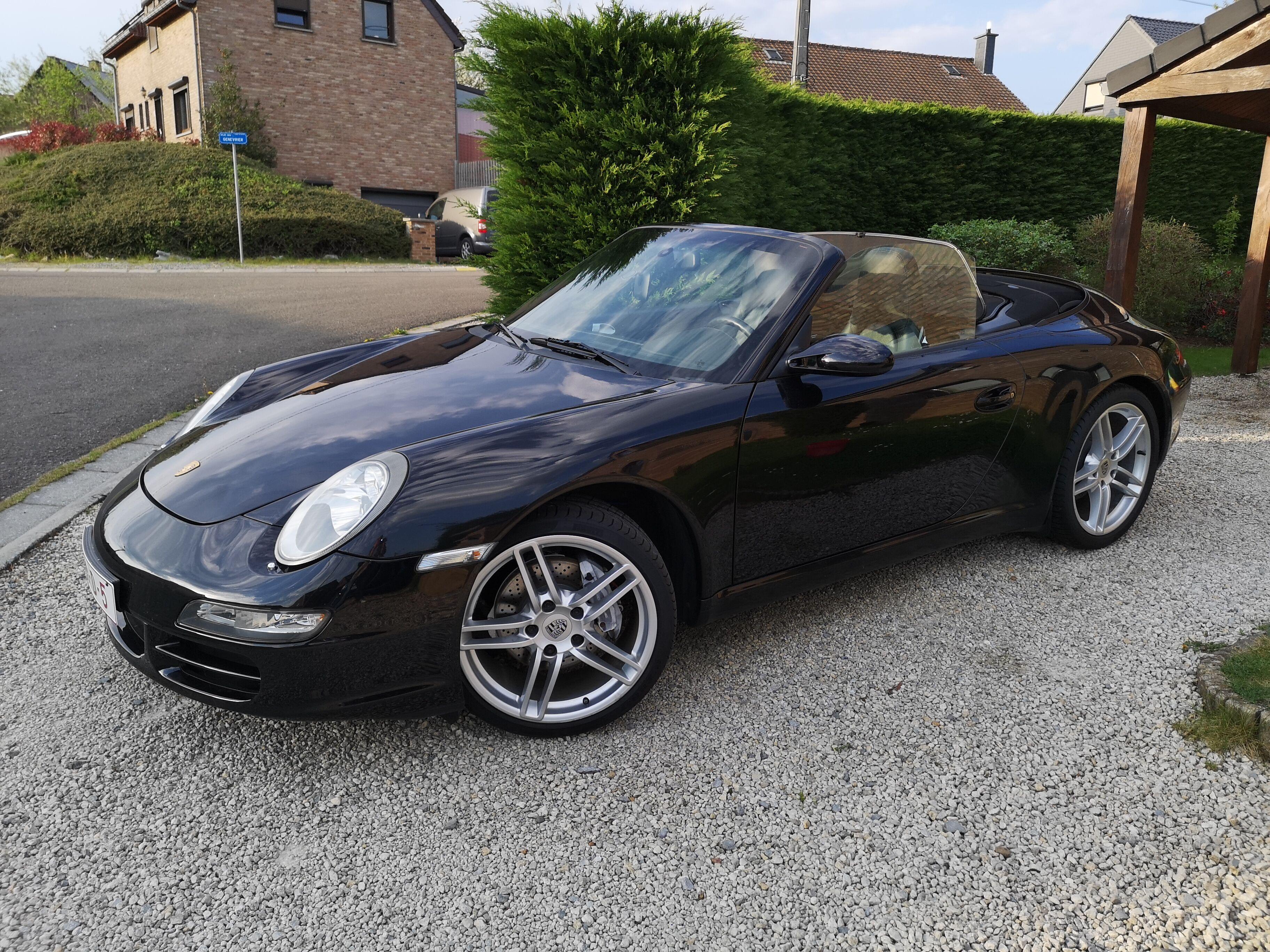 Porsche 911 CARRERA 2 CABRIOLET - 2008 1/15