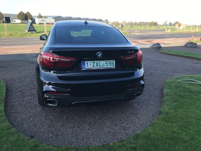 BMW X6 X6 3.0dA xDrive M-sport 11/15