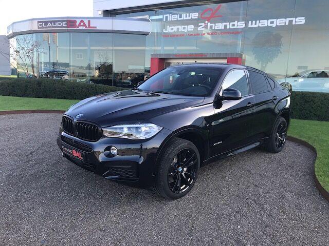 BMW X6 X6 3.0dA xDrive M-sport 1/15