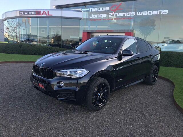 BMW X6 X6 3.0dA xDrive M-sport 13/15