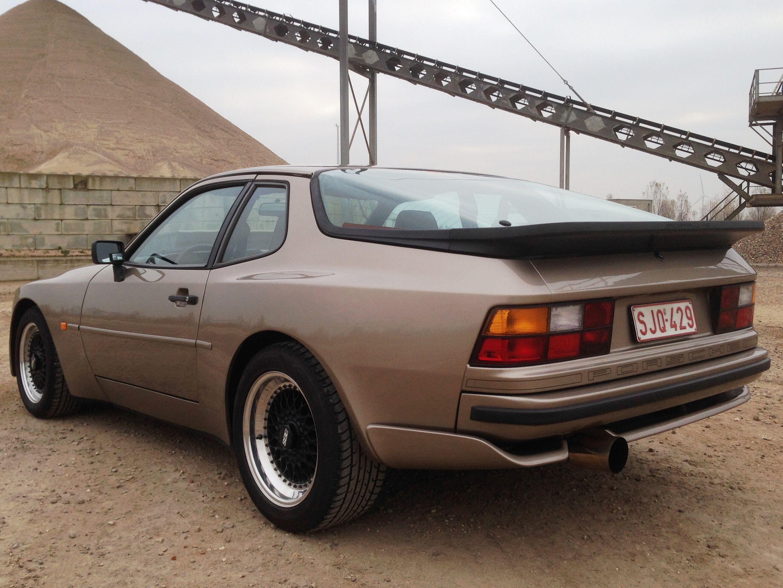 Porsche 944 (concoursstaat) 3/18