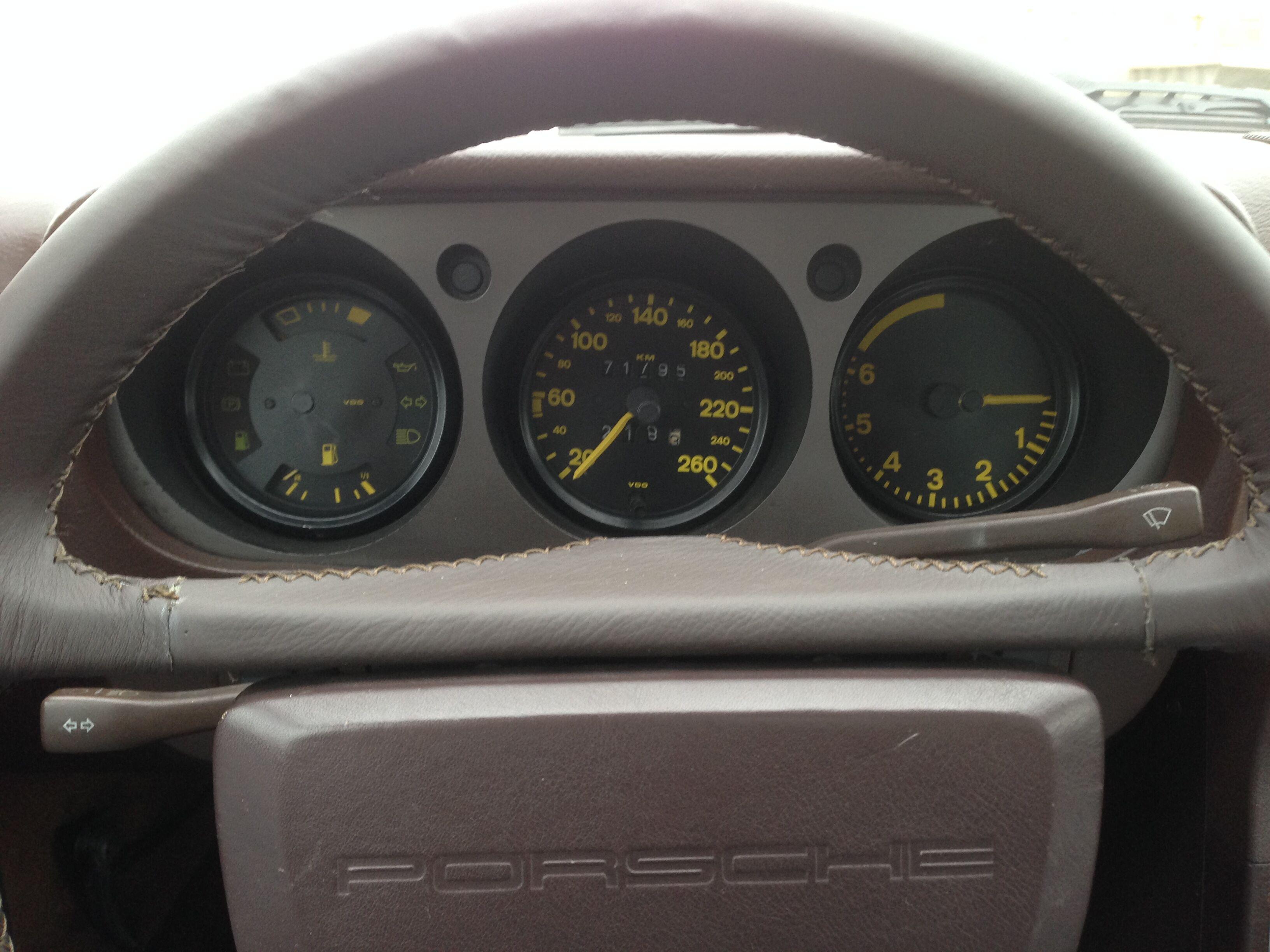 Porsche 944 (concoursstaat) 11/18