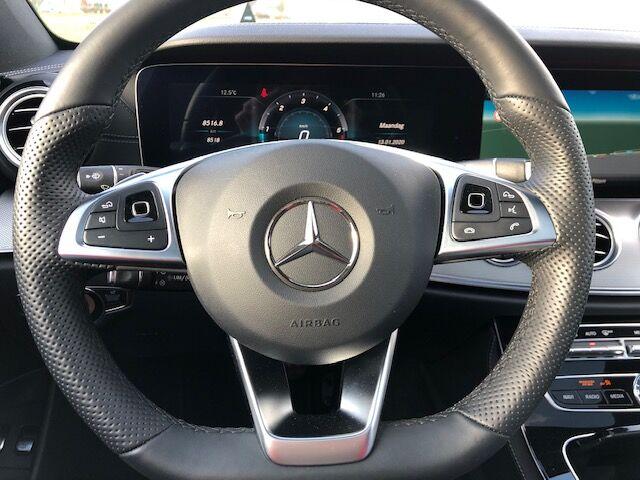 Mercedes E-Class E 220d Estate 14/24