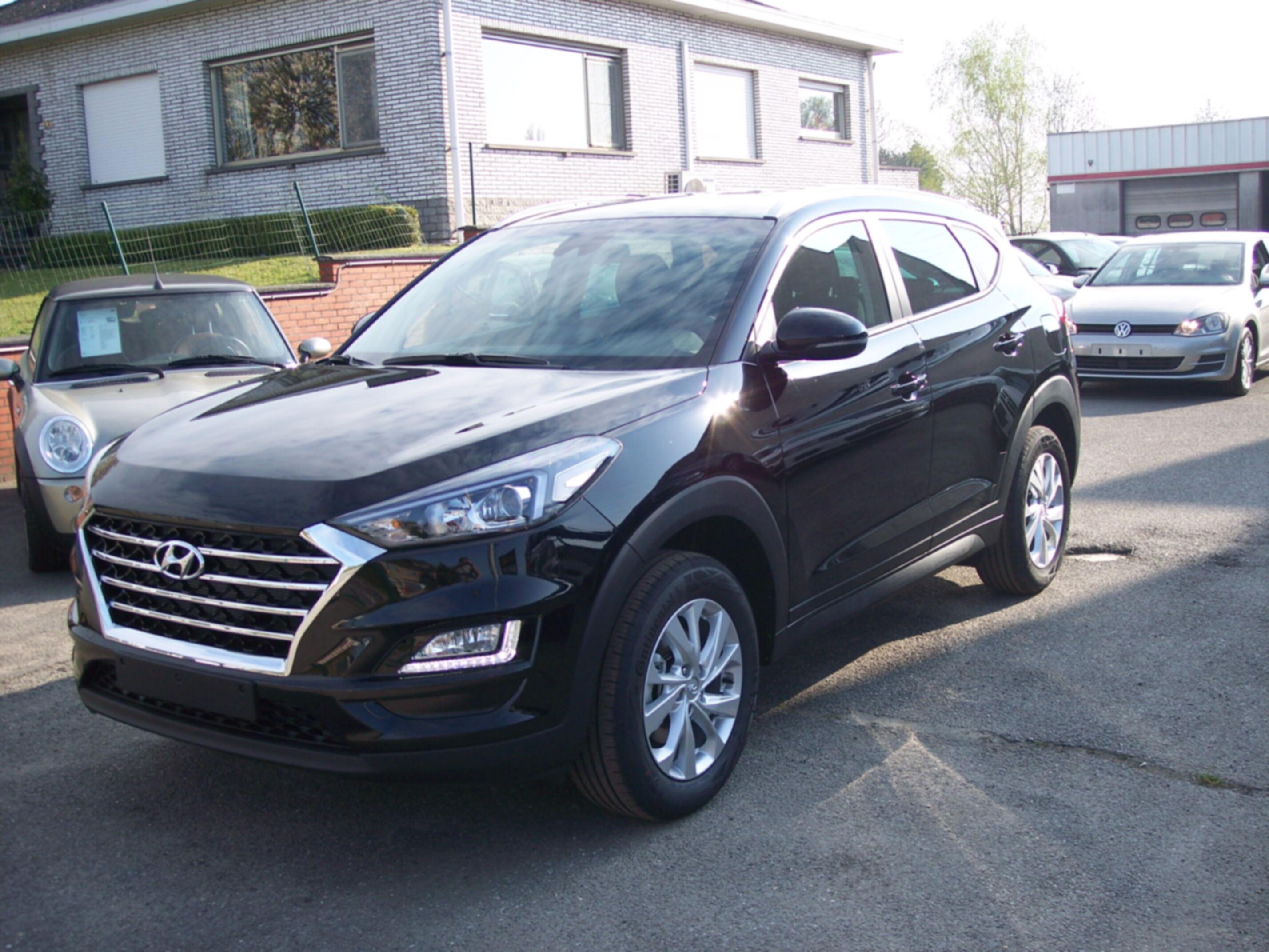 Hyundai Tuson NEW TUCSON 1.6 GDI ISG